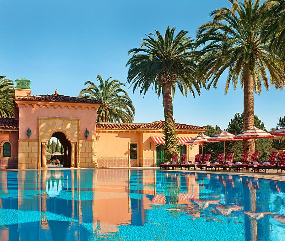 The swimming pool at or near Fairmont Grand Del Mar