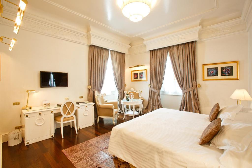 Hotel Majestic Roma Rome Italy Booking Com