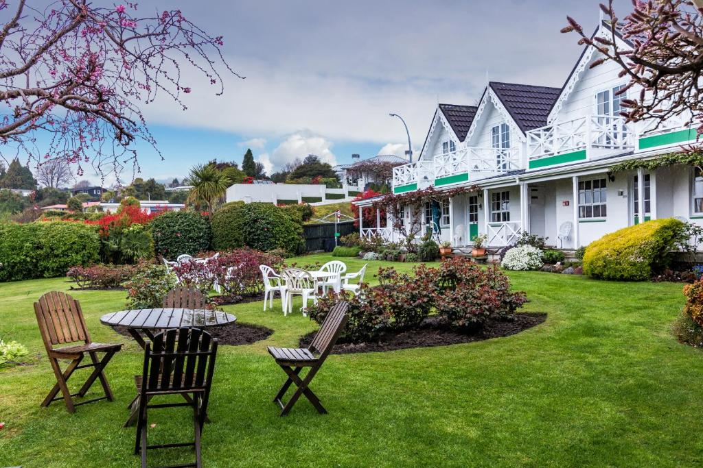 Phoenix Resort Taupo New Zealand Booking