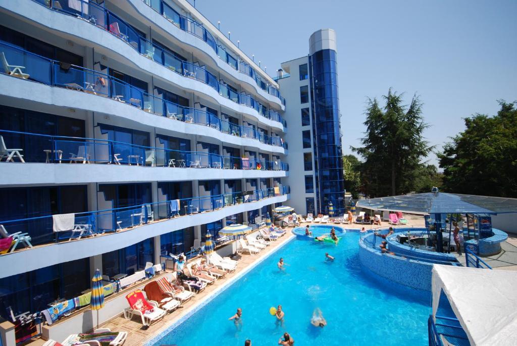 Aphrodite Hotel Bulgarien Goldstrand Booking Com