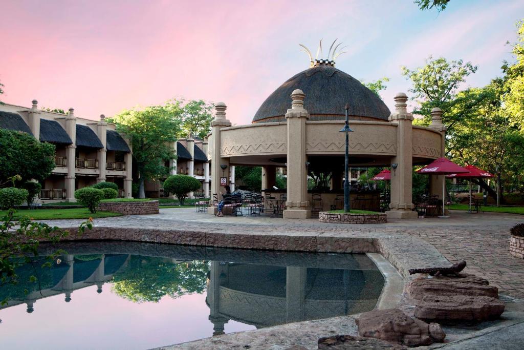 Hotel The Kingdom At Victoria Falls Zimbabwe Booking Com