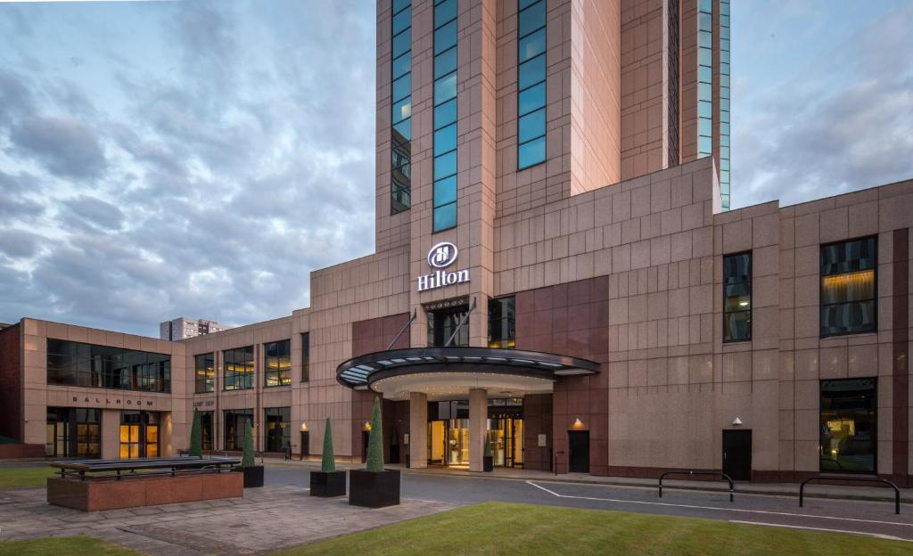 Image result for hilton glasgow