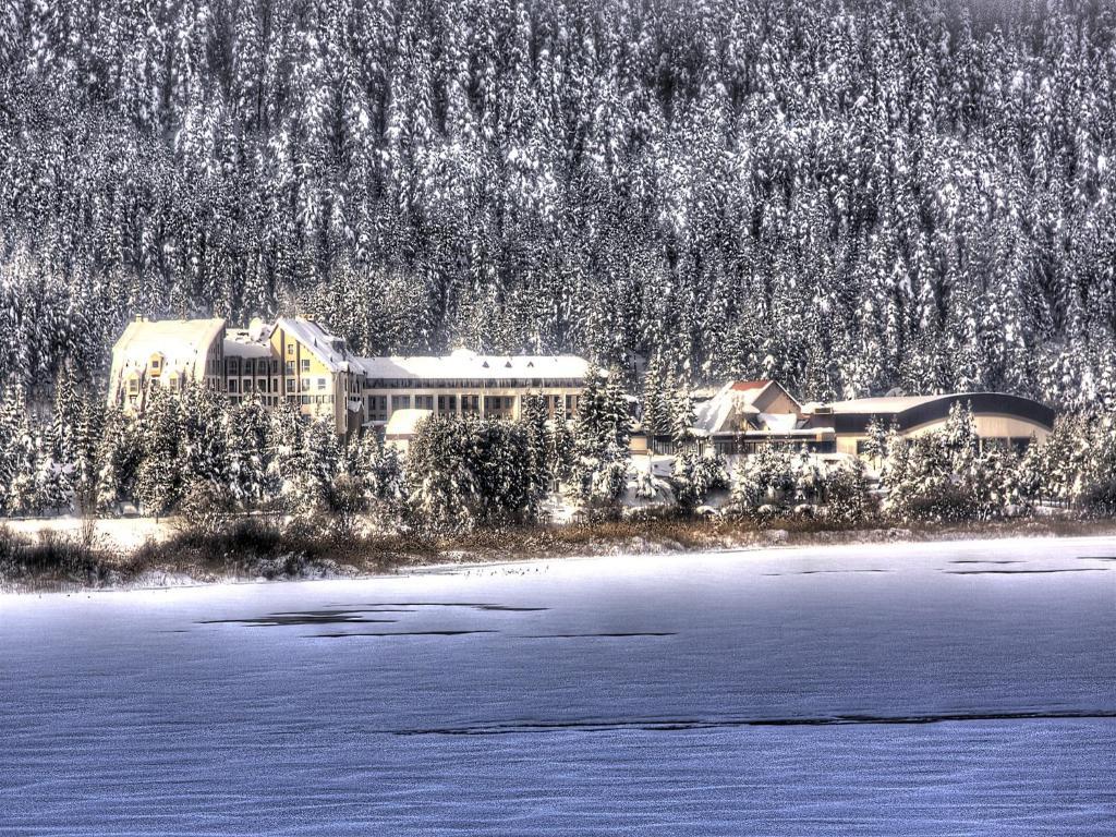 فندق آبانت بلاس خلال فصل الشتاء