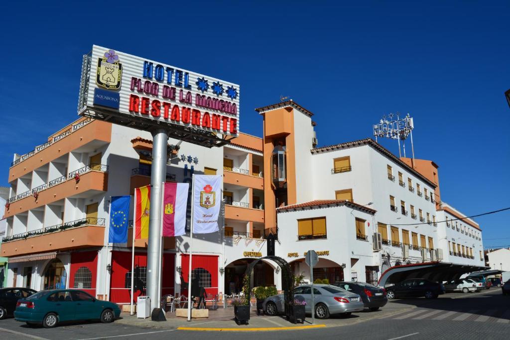 Hotel Flor de la Mancha, La Roda – Precios actualizados 2019