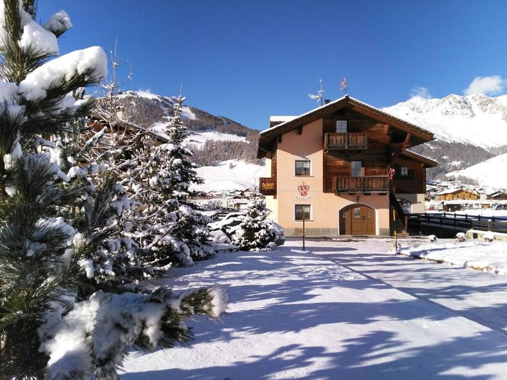Appartamento Girasole v zimě