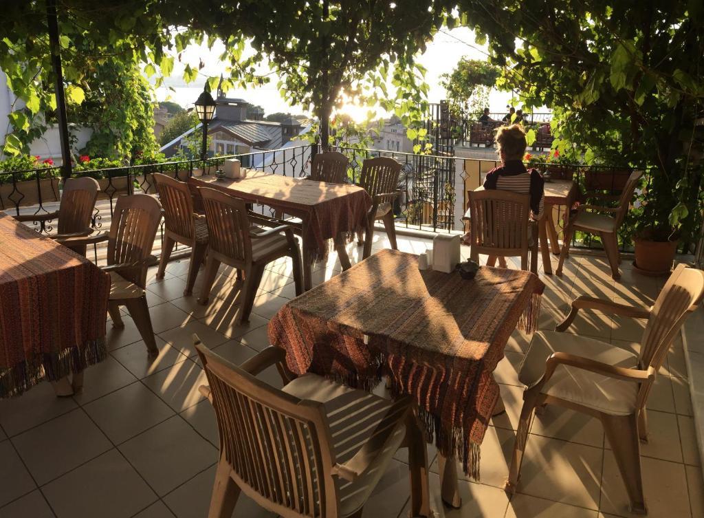 Ресторан / где поесть в Marmara Guesthouse