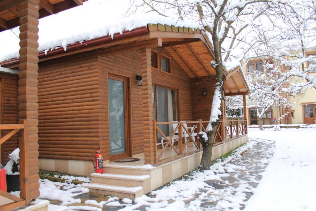 فندق وبنغل كوناك بايزيد خلال فصل الشتاء