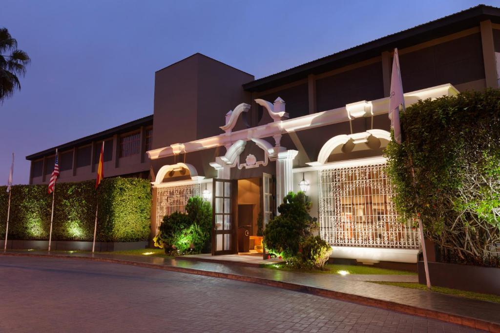 Hotel Costa del Sol Wyndham Trujillo (Perú Trujillo ...