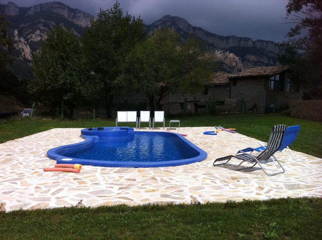 A piscina em ou perto de Complex Rural Can Caubet