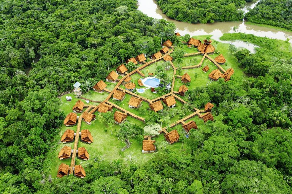 Amazon Rainforest Lodge Padre Cocha Peru Booking Com