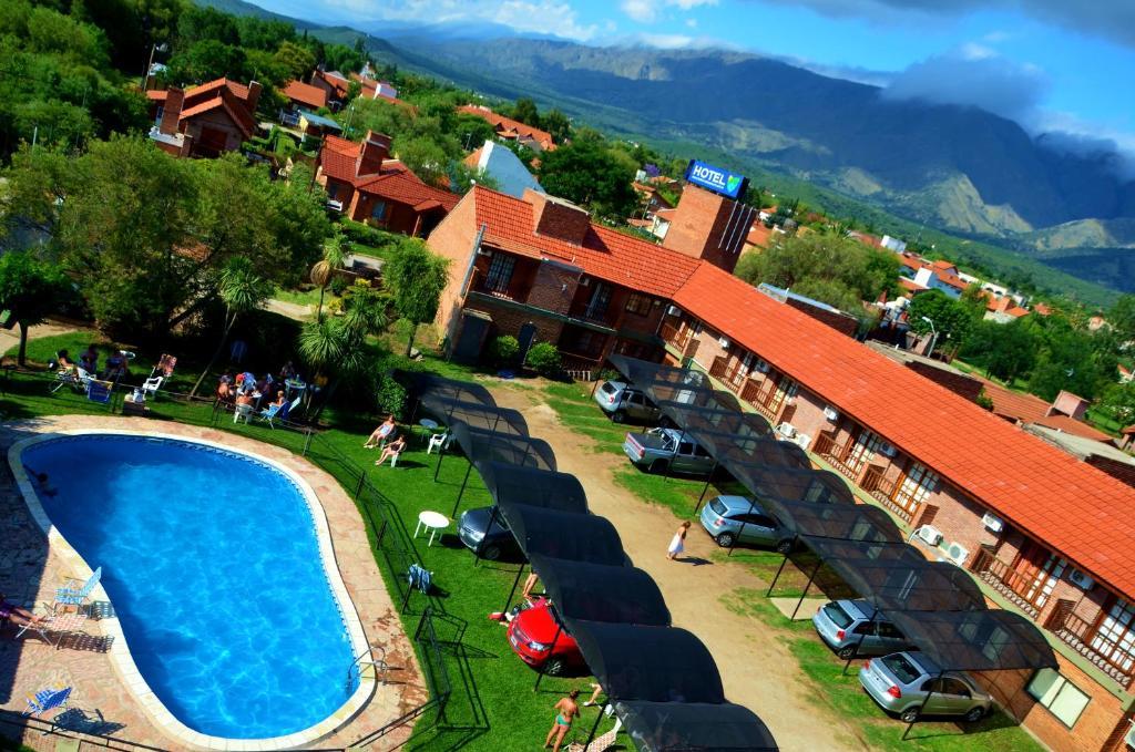 Hotel Valle Del Sol (Argentina Merlo) - Booking.com