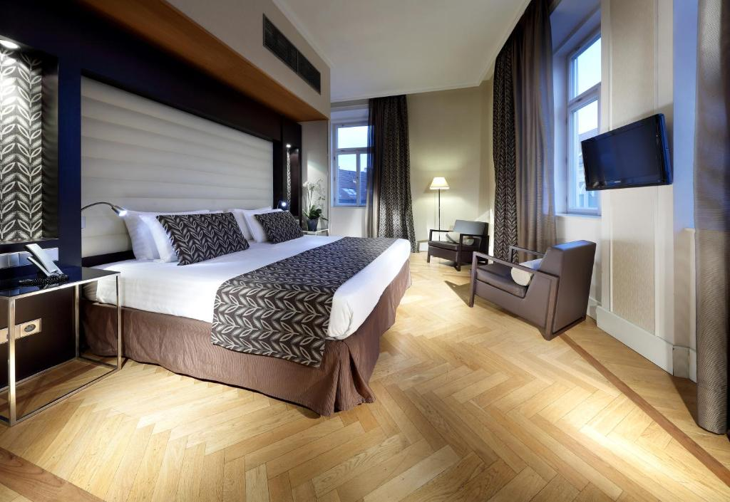 Lova arba lovos apgyvendinimo įstaigoje Eurostars Thalia