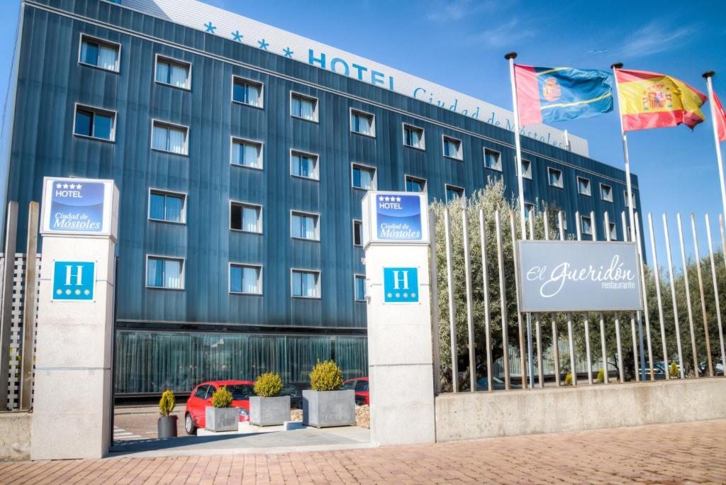 Hotel Ciudad de Móstoles, Spain - Booking.com