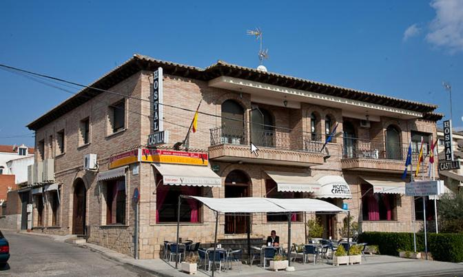 Guesthouse Hostal Castilla, Mocejón, Spain - Booking.com