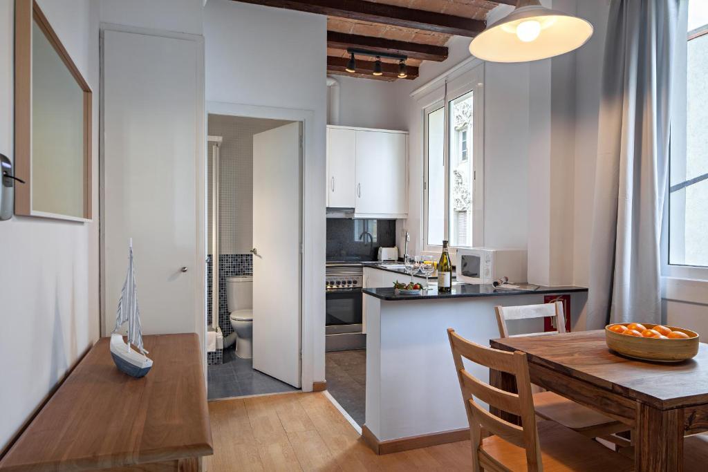 Habitat Apartments Mar Studios Barcelona