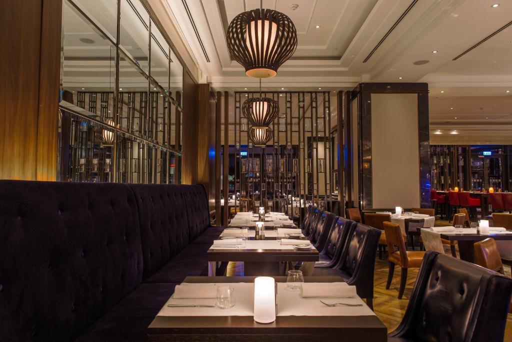 Ресторан / где поесть в Hilton Istanbul Bomonti