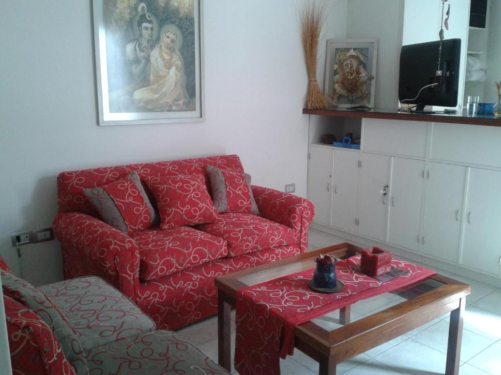 Un lugar para sentarse en Parvati Griha