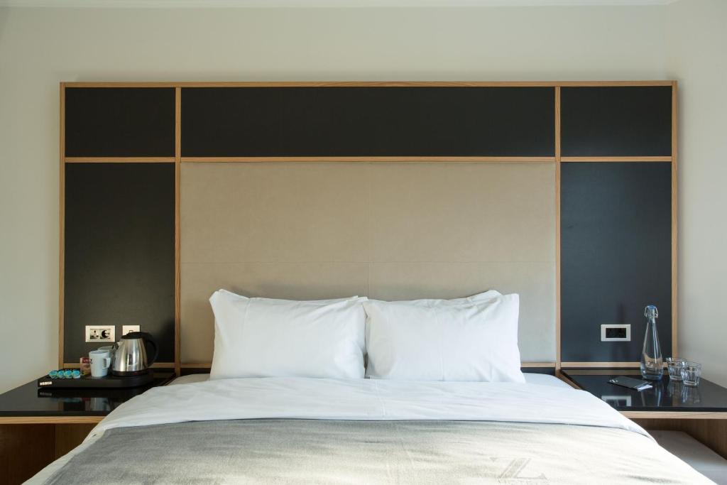 Cama ou camas em um quarto em The Z Hotel Gloucester Place