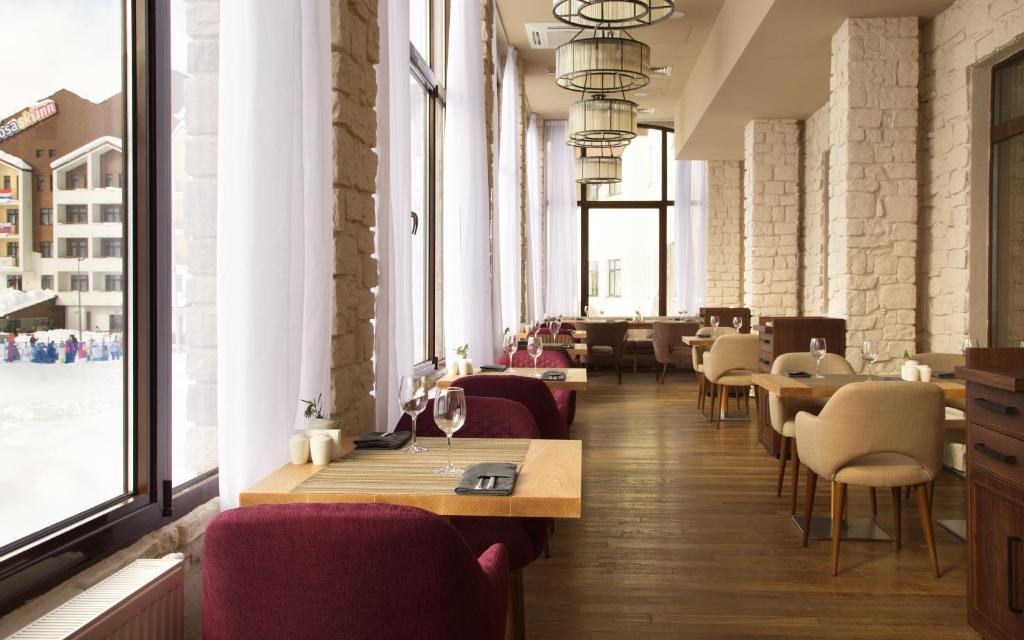 Ресторан / где поесть в Medical Spa Hotel Rosa Springs