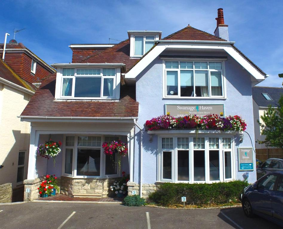 Swanage Haven Boutique B&B in Swanage, Dorset, England