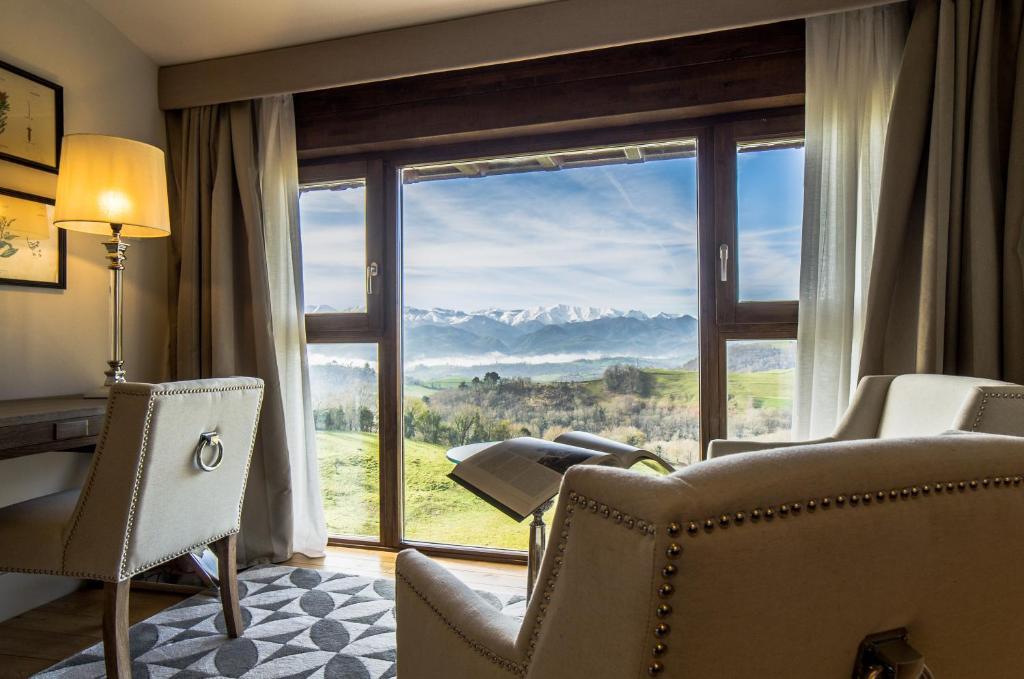 Hotel cinco estrellas asturias