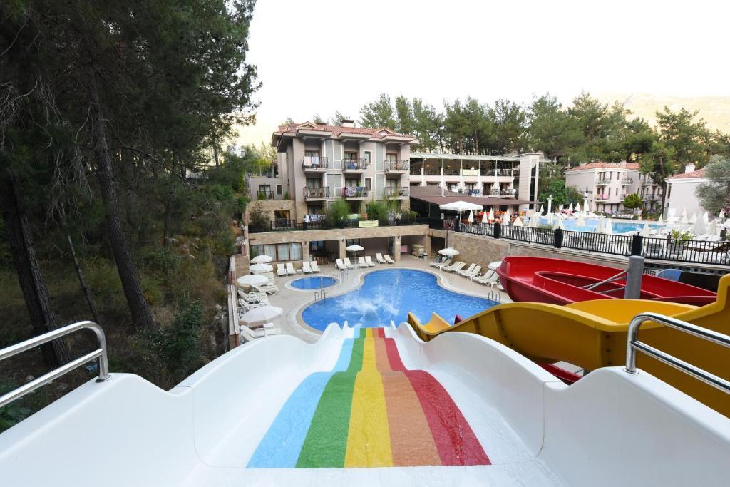 Pine Valley Hotel Oludeniz, Oludeniz (with photos ...