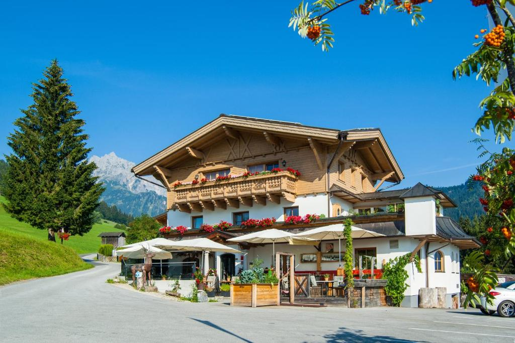 Accommodation Bischofshofen: Hotels - BERGFEX