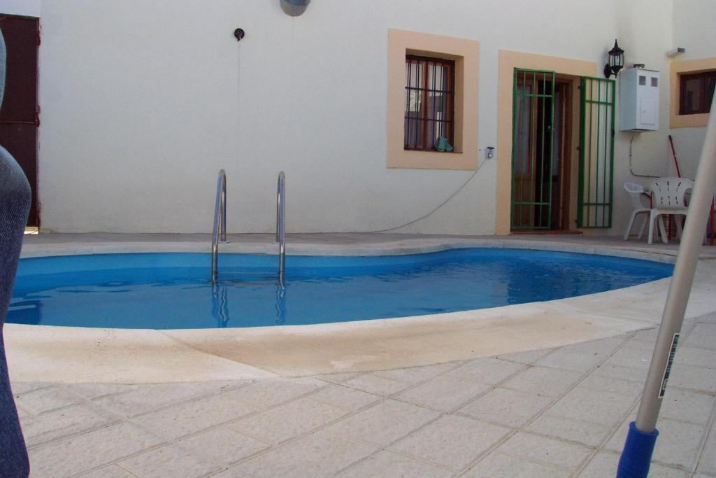 The swimming pool at or close to Casa Rural Victor