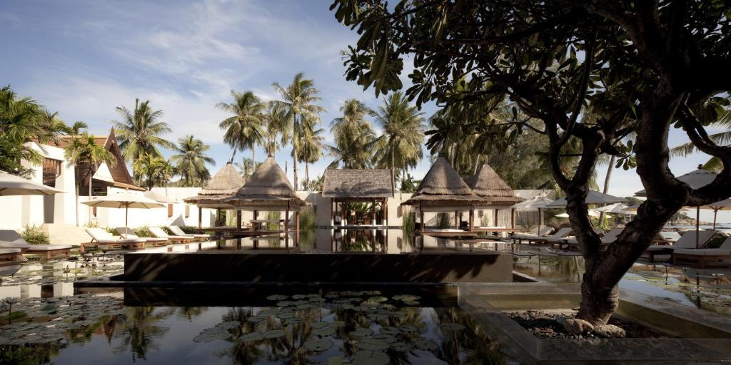 Spa and/or other wellness facilities at SALA Samui Choengmon Beach