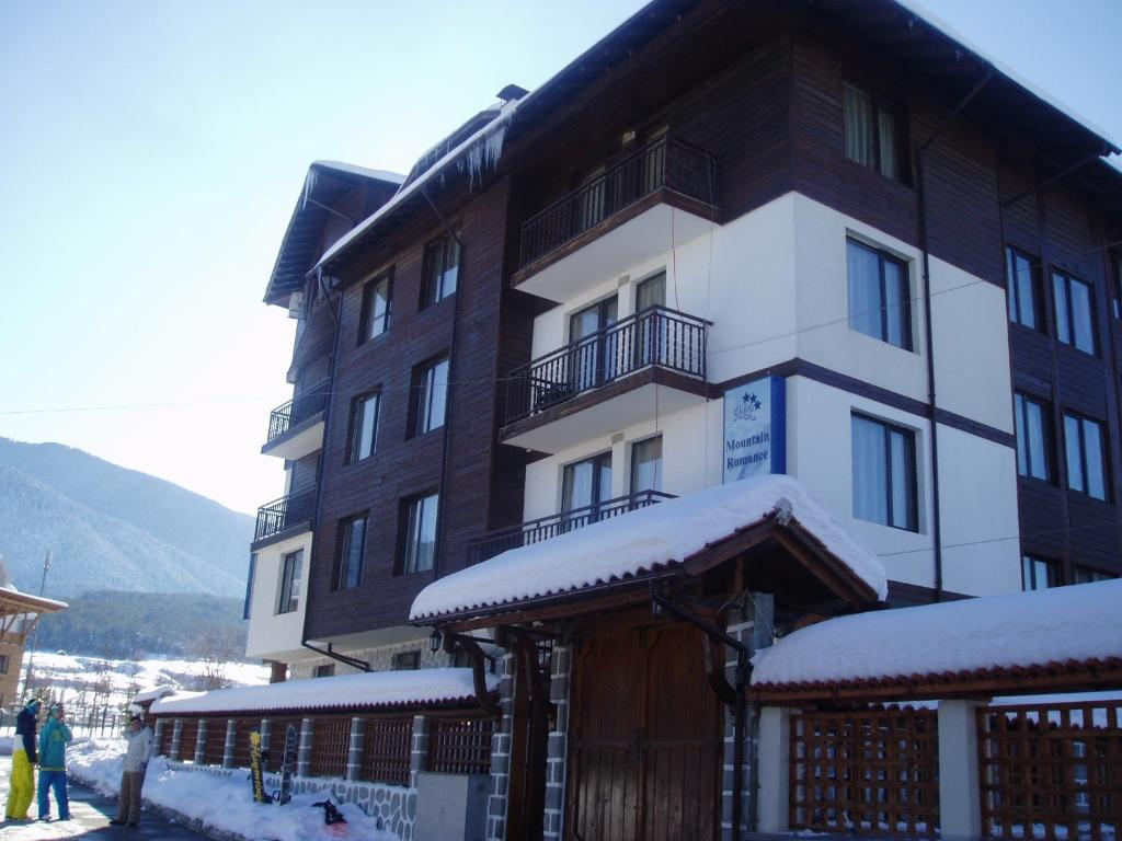 Mountain Romance Family Hotel & Spa during the winter