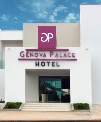 Genova Palace Hotel