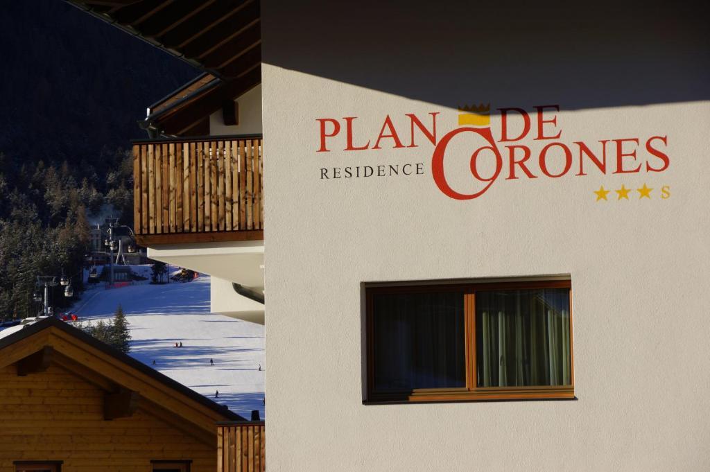 Residence Plan De Corones