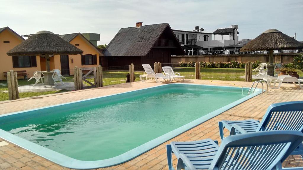 A piscina localizada em Villa Charibas® ou nos arredores