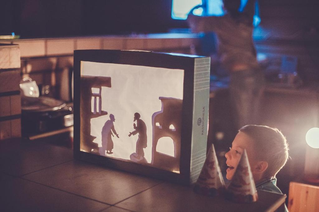 Телевизор и/или развлекательный центр в Дом на Лесной