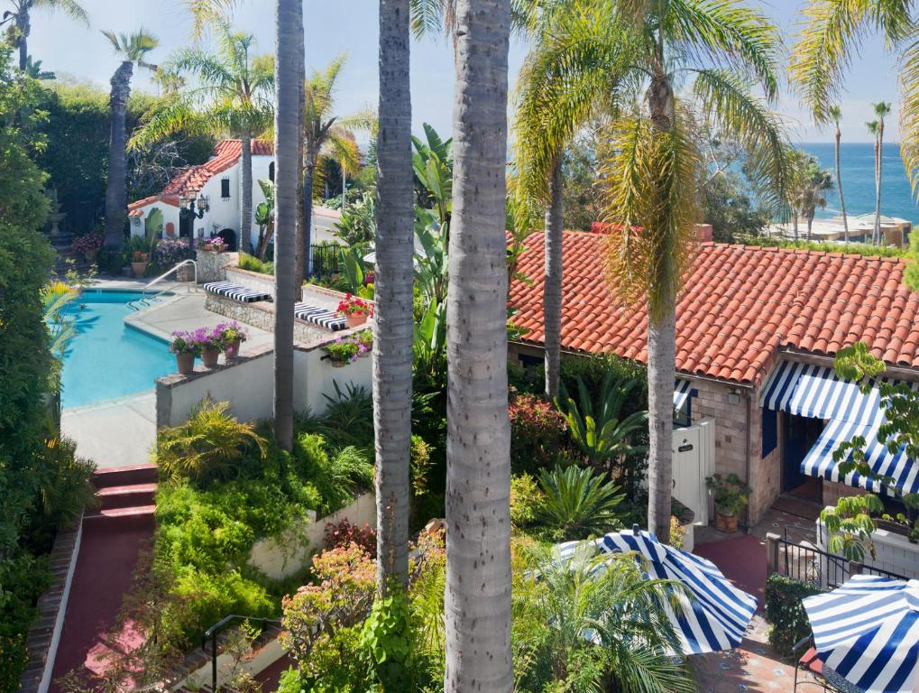A view of the pool at Casa Laguna Hotel & Spa or nearby