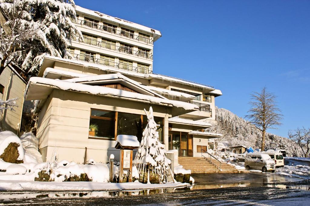 Takahan during the winter