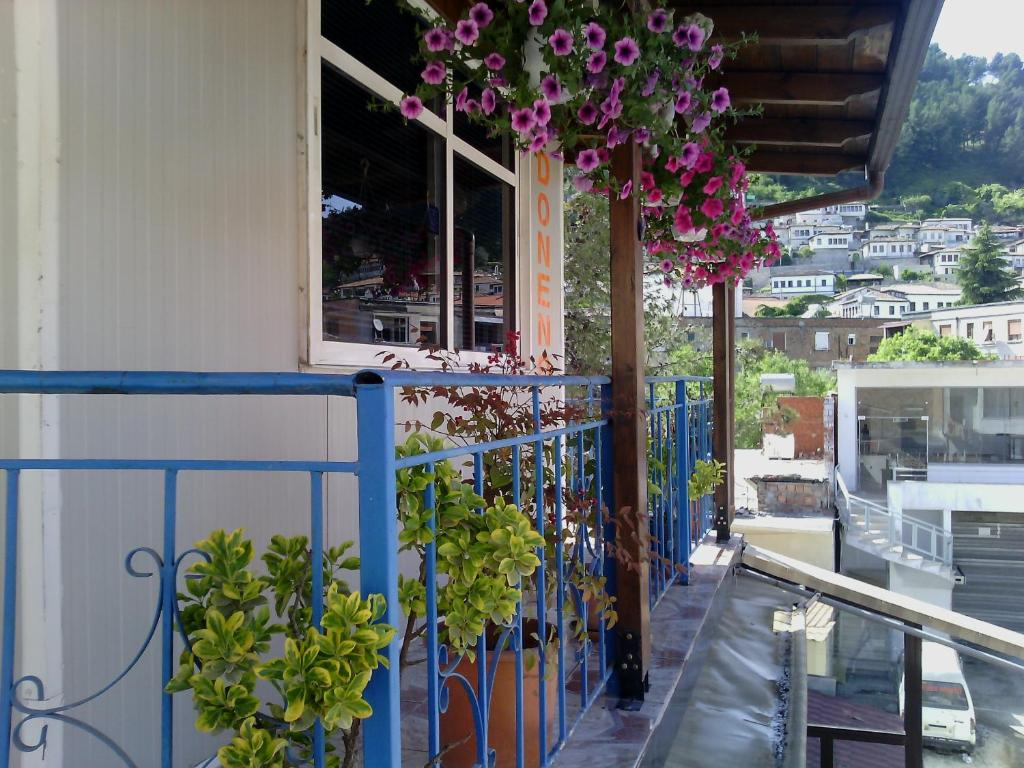 A balcony or terrace at Apartment Donend
