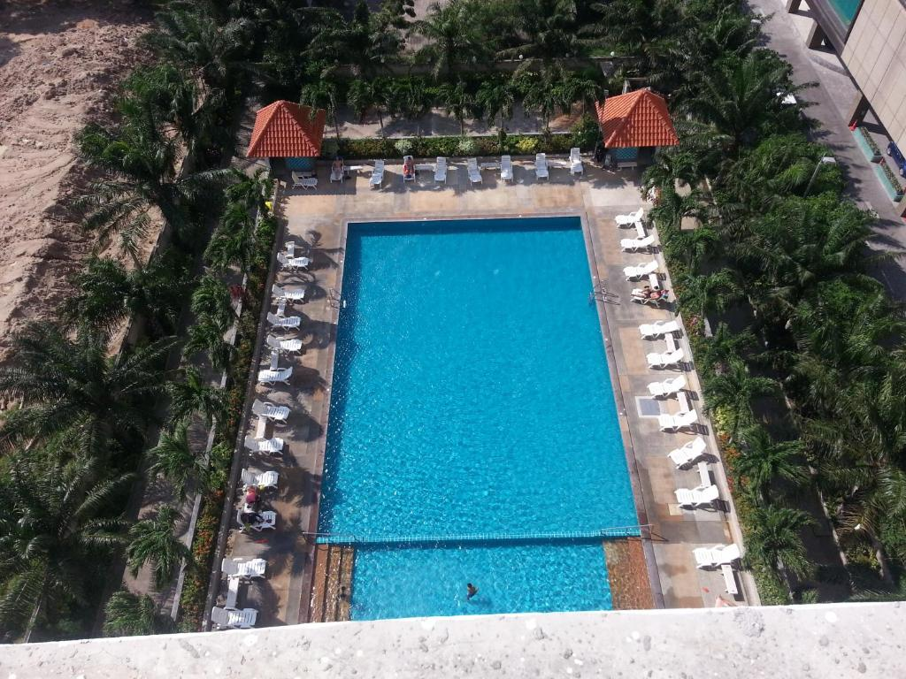 A view of the pool at View Talay 24 or nearby