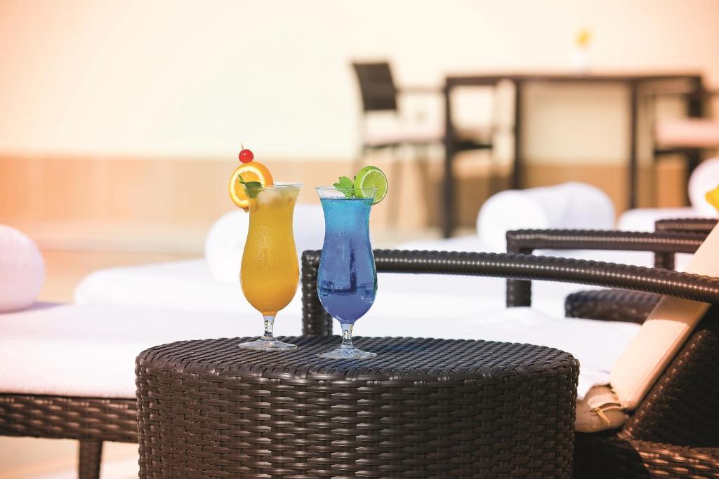 Drinks at Avani Deira Dubai Hotel