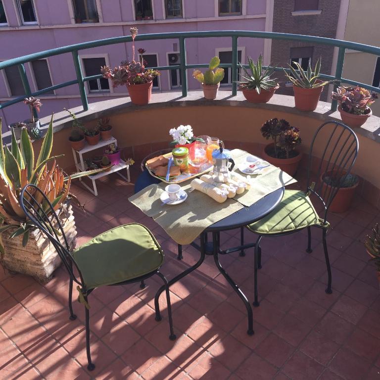 Clodio Terrace Garden