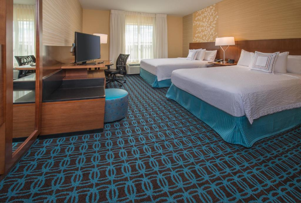 Fairfield Inn & Suites by Marriott Easton