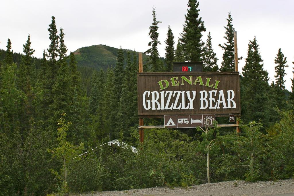 Denali Grizzly Bear Resort