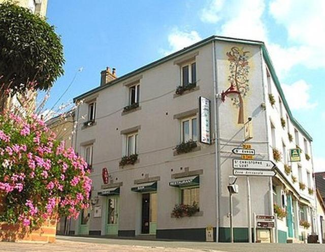 Hotel Restaurant La Croix Verte Neau