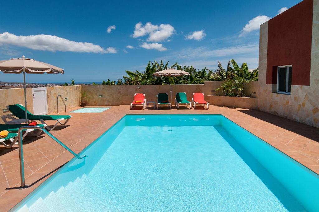 Villa Los Azules (Spanje Maspalomas) - Booking.com