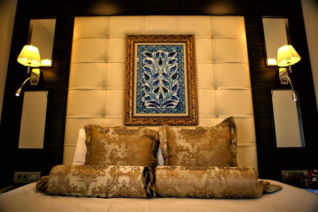 Гостиная зона в Venus Suite Hotel
