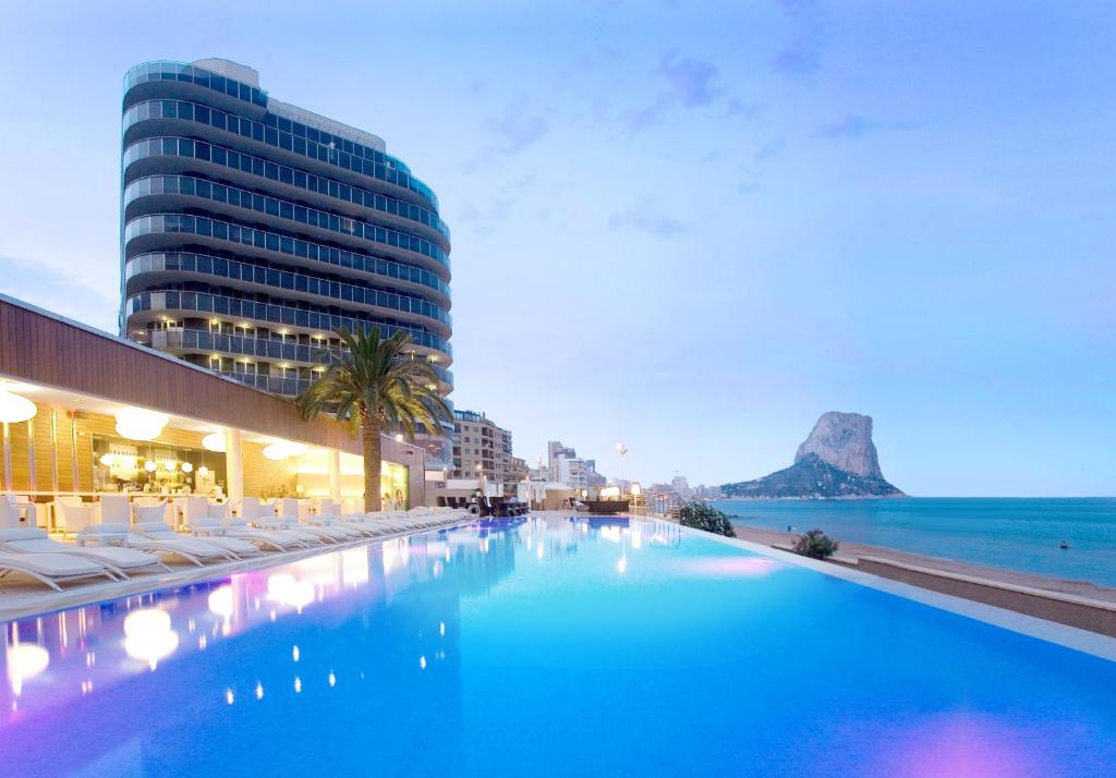 Gran Hotel Sol y Mar - Adults Only (España Calpe) - Booking.com