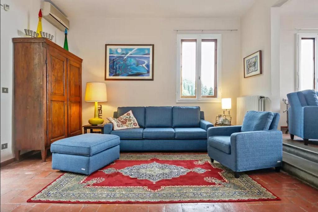 Apartment Fiesole Firenze Attico Panoramico Italy