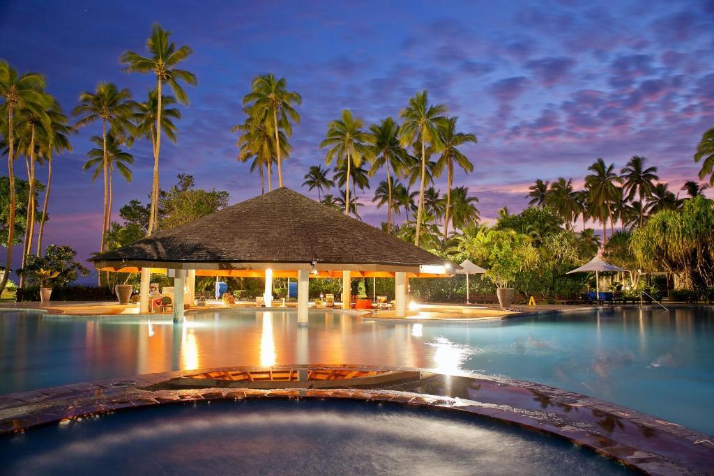 Peldbaseins naktsmītnē The Naviti Resort vai tās tuvumā