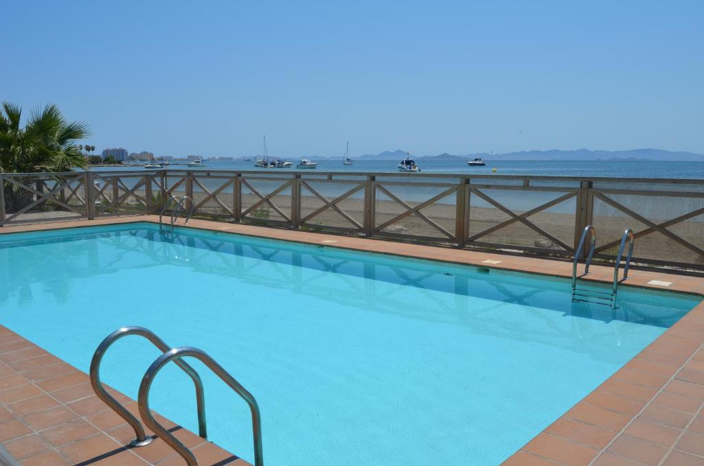 Piscina en o cerca de Arenales del Mar Menor - 7808
