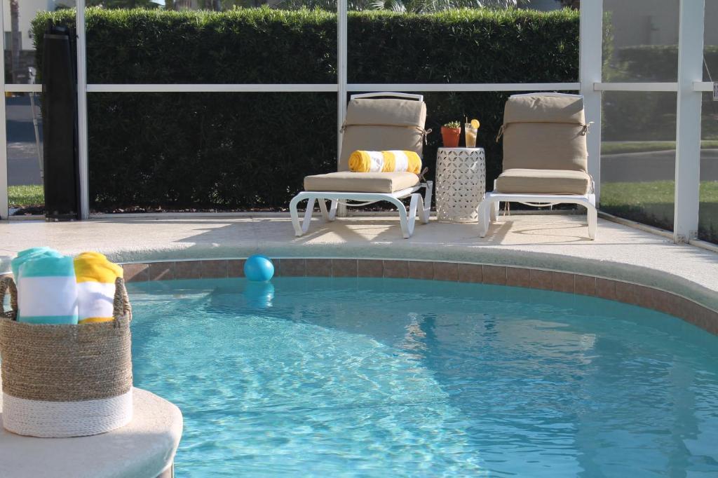 Disney Area Family Friendly Pool Home - Brunello Villa
